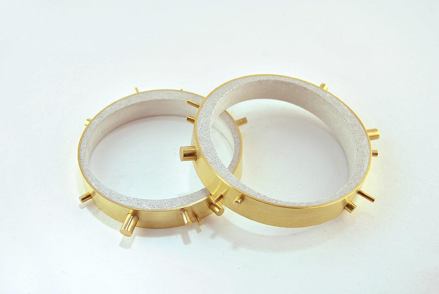 79BI/D - micro inerti/ottone