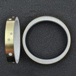 80BI/D - micro inerti/ottone placcato oro